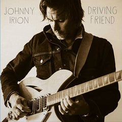 JOHNNY IRION - DRIVING FRIEND CD