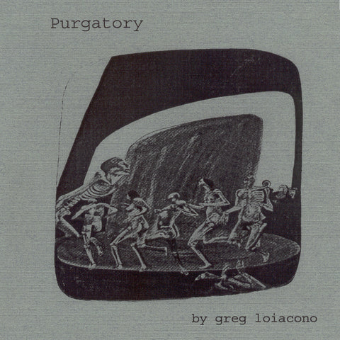 Greg Loiacono - Purgatory EP Digital Download
