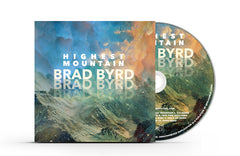 Brad Byrd - Highest Mountain CD