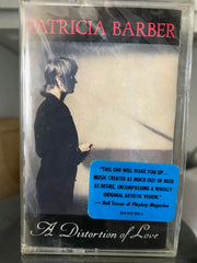 Patricia Barber - A Distortion of Love CASSETTE