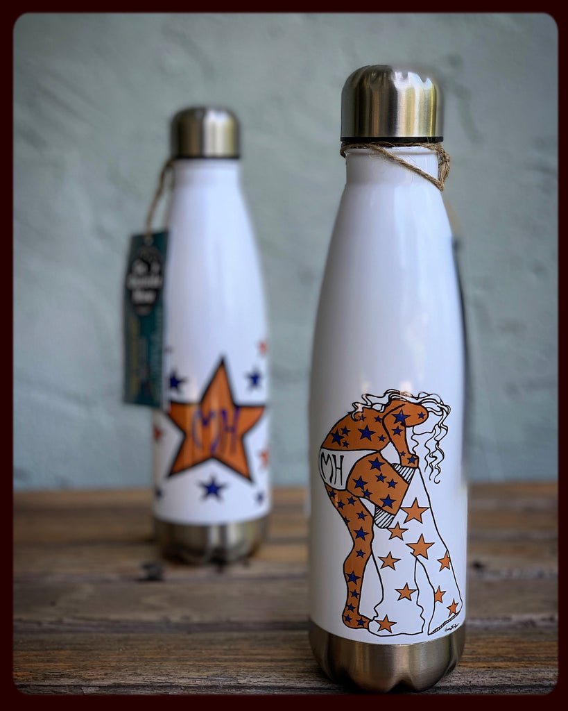 Mother Hips Stainless Steel Water Bottle
