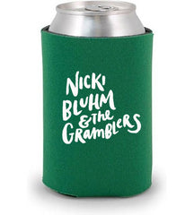 Nicki Bluhm & The Gramblers Beer Coozie