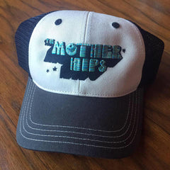 Mother Hips Blue/Grey Trucker Hat