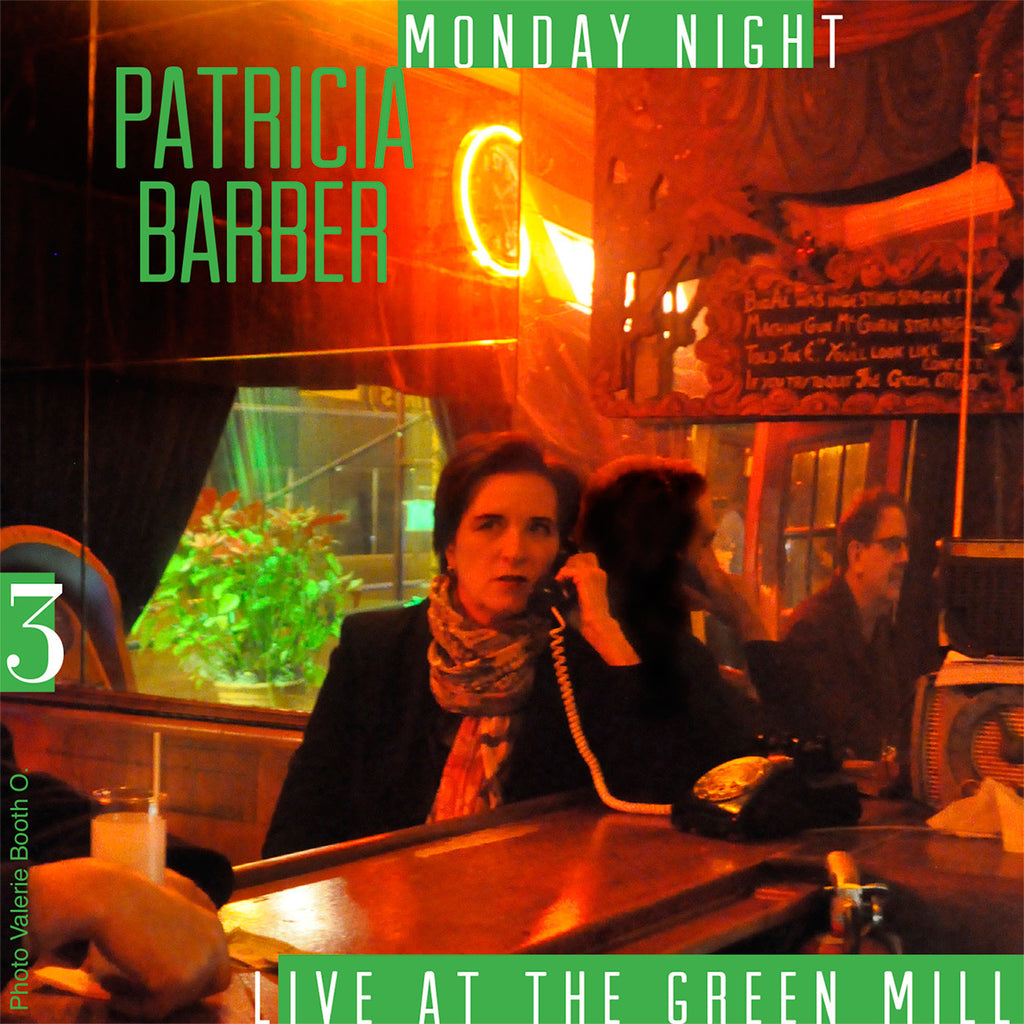 PATRICIA BARBER -  Monday Night Live At The Green Mill Volume 3 - Digital Download