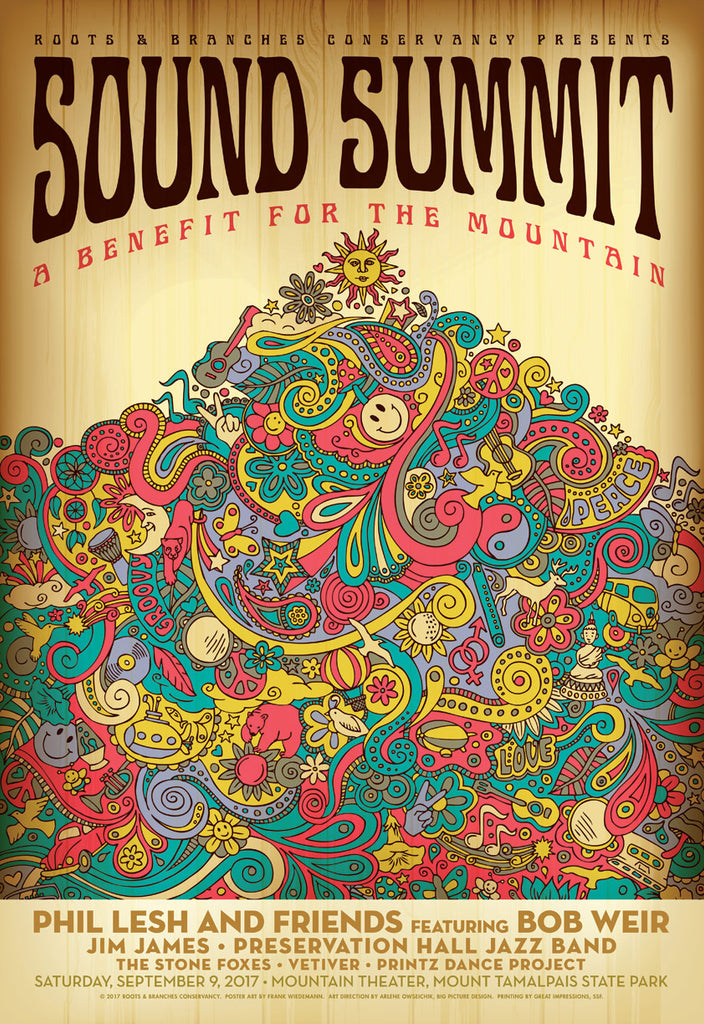 Sound Summit 2017 Official Poster