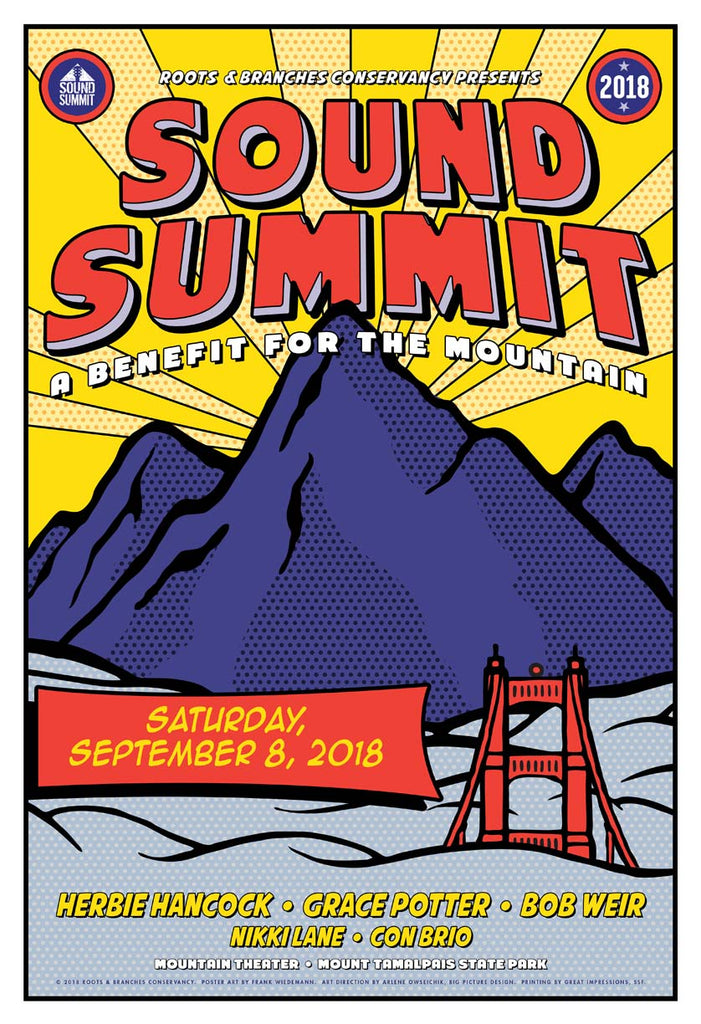 Sound Summit 2018 Official Poster