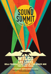 Sound Summit 2016 Official Poster
