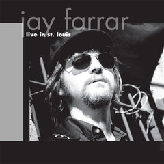 Jay Farrar - Live In St. Louis CD