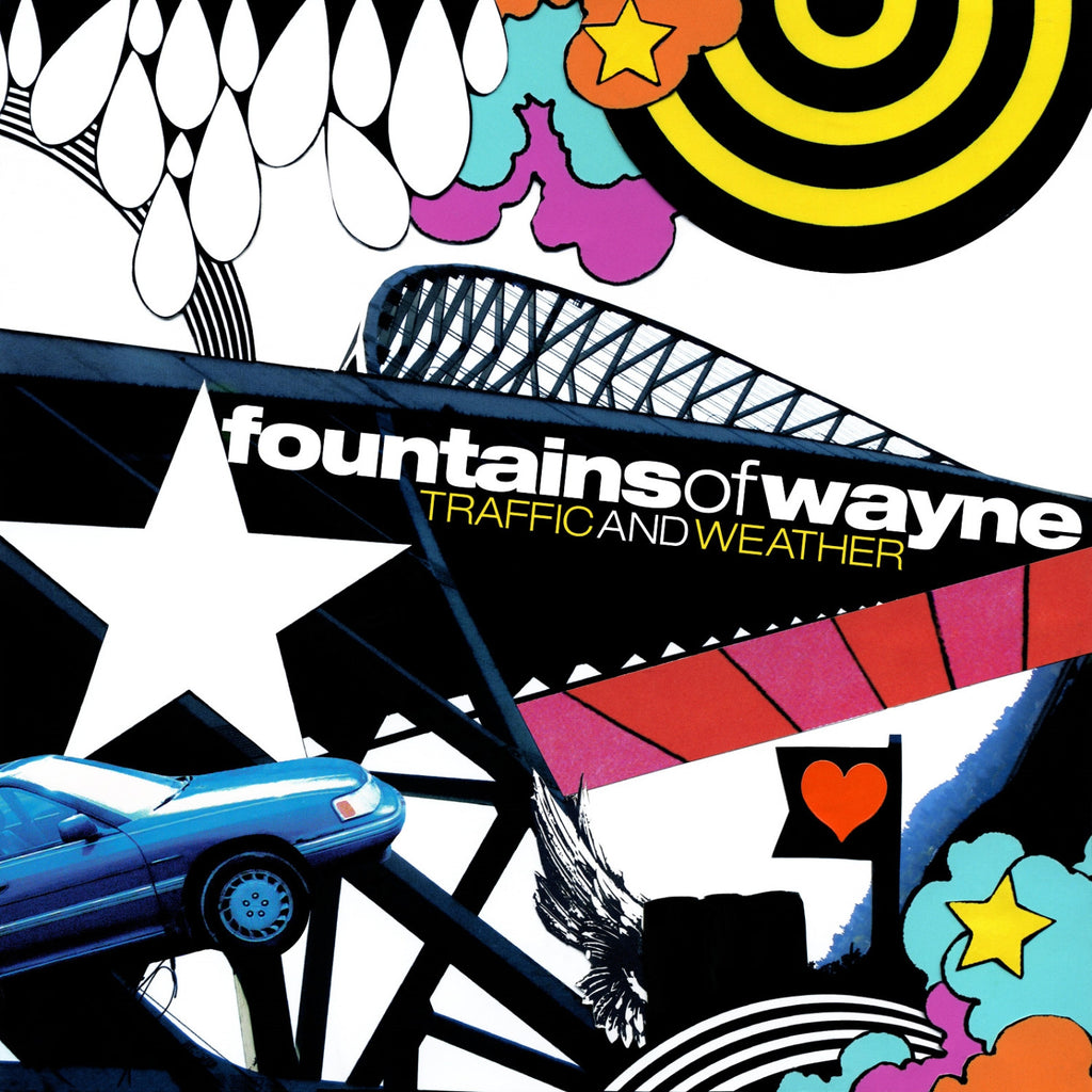 Fountains of Wayne - Traffic and Weather CD