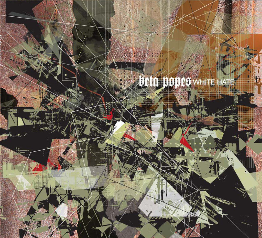 Beta Popes - White Hate Digital Download