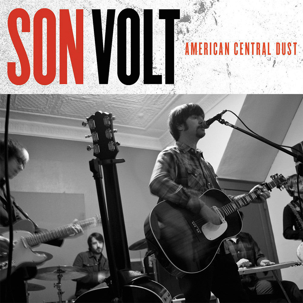 SON VOLT - American Central Dust CD