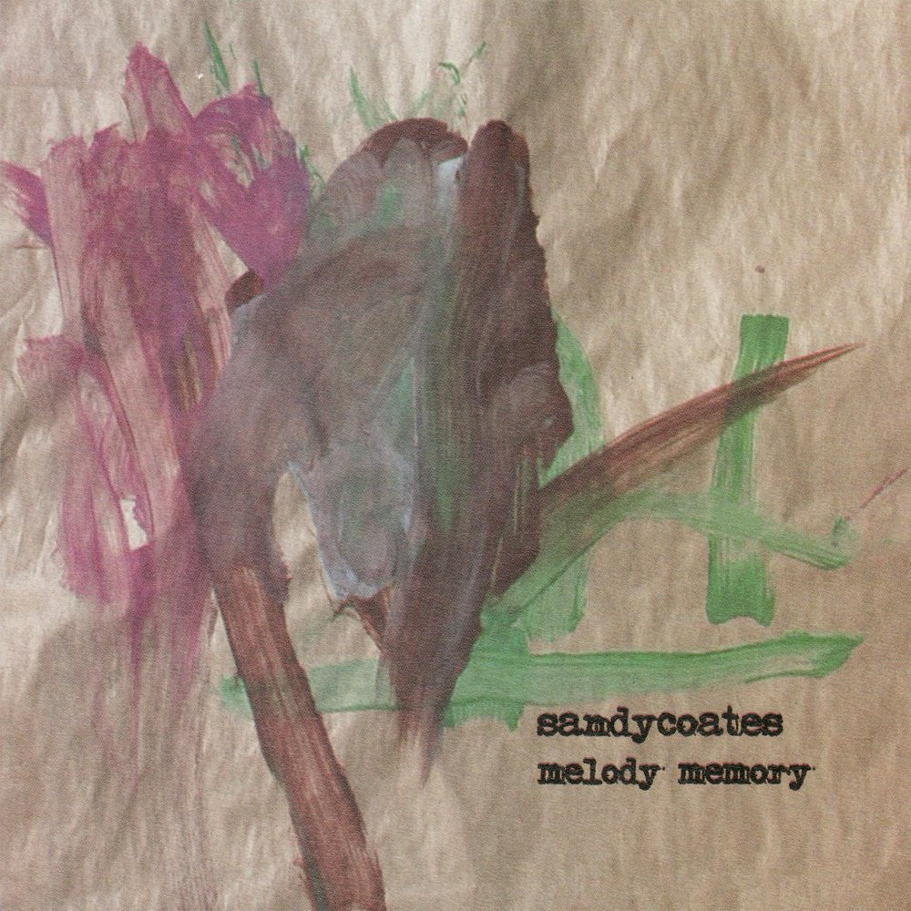 Sandycoates - Melody Memory EP CD