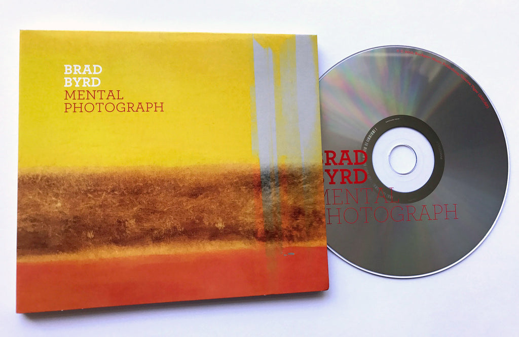 Brad Byrd - Mental Photograph CD