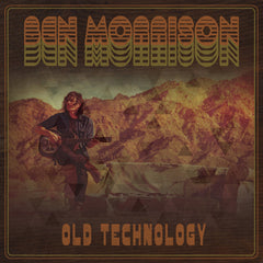 Ben Morrison - Old Technology CD
