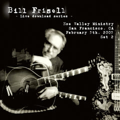 Bill Frisell Live In San Francisco, CA 02/05/05 Set 2