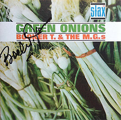 Booker T. - Green Onions CD (AUTOGRAPHED)