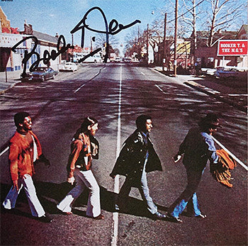 Booker T. - McLemore Avenue CD (AUTOGRAPHED)