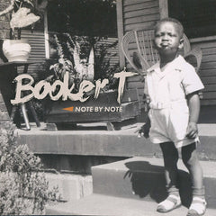 Booker T Jones - Note By Note CD