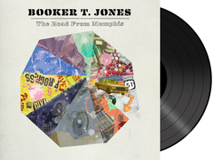 Booker T. - The Road From Memphis VINYL (AUTOGRAPHED)