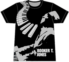 Booker T. Grey Sound The Alarm T-Shirt