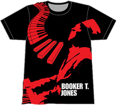 Booker T. Red Sound The Alarm T-Shirt