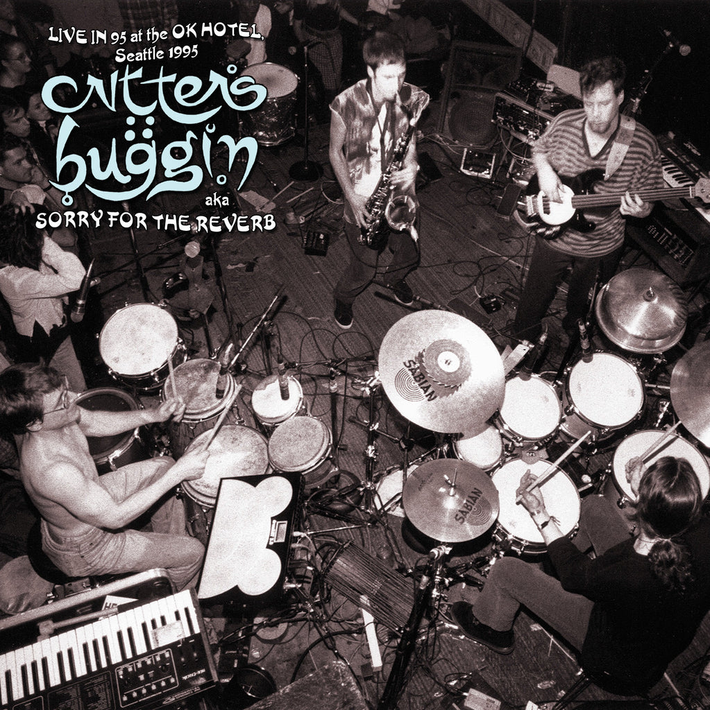 Critters Buggin - Live In 95 at the OK Hotel, Seattle, WA Digital Download