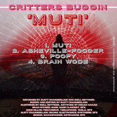 Critters Buggin - 'Muti' Digital Download