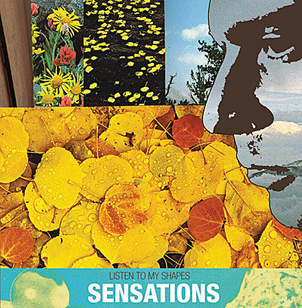 SENSATIONS - Listen to My Shapes CD