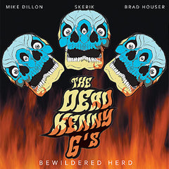 The Dead Kenny G's - Bewildered Herd CD