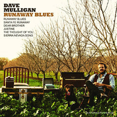 DAVE MULLIGAN - Runaway Blues CD