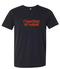 Fountains of Wayne - Women's Handwritten Print T-shirt