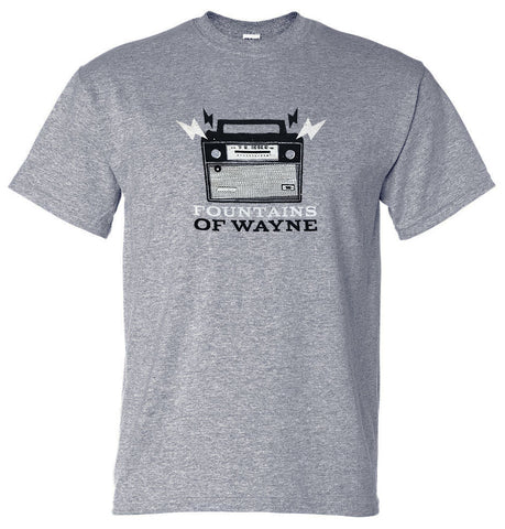 Fountains of Wayne - Radio T-shirt