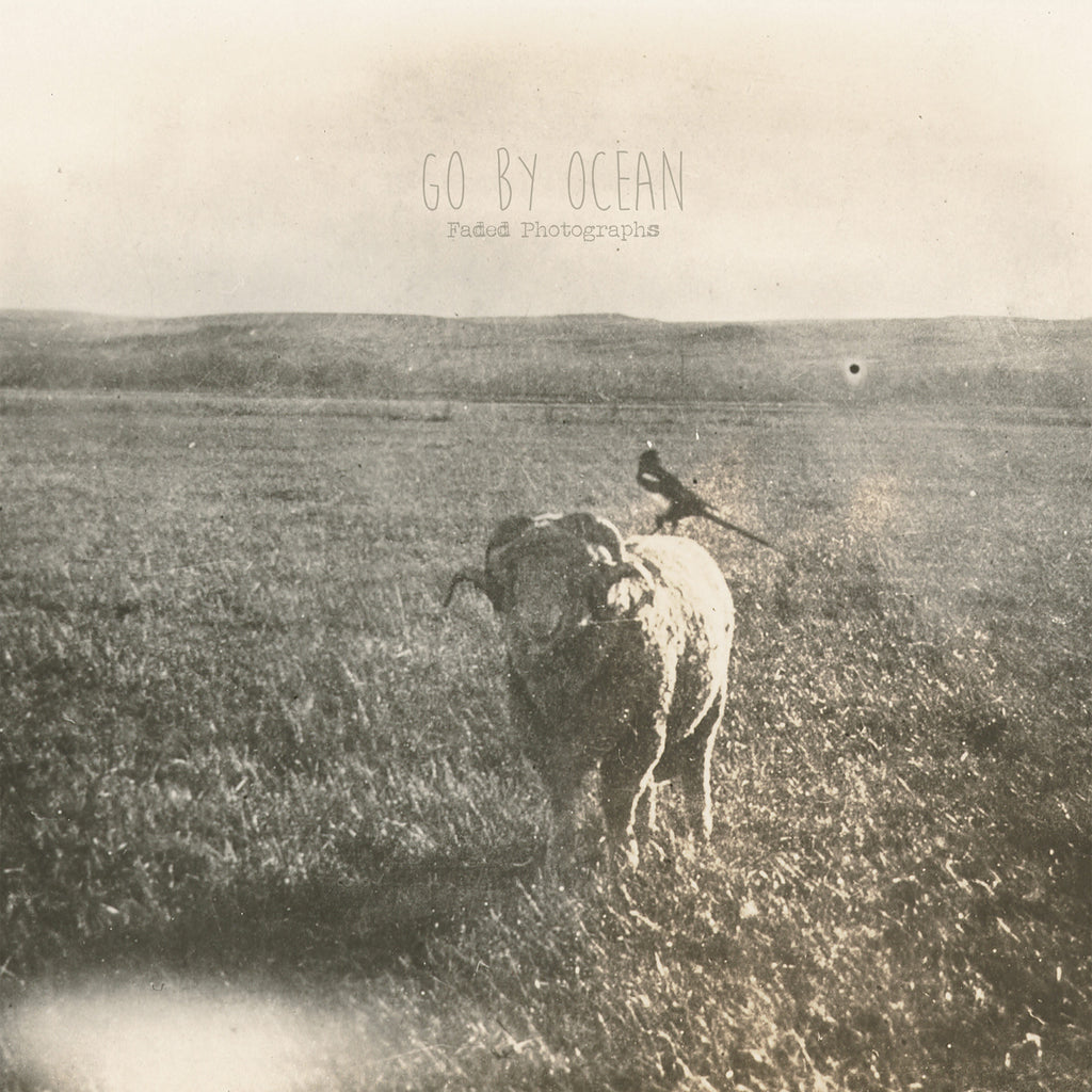GO BY OCEAN - 'Faded Photographs' CD