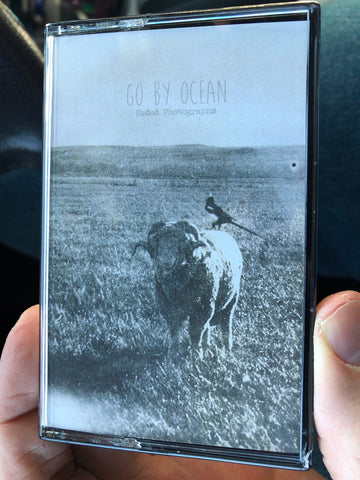 GO BY OCEAN - 'Faded Photographs' LIMITED CASSETTE