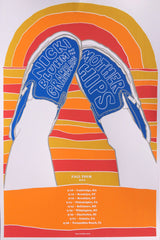 Nicki Bluhm & The Gramblers / Mother Hips Limited Edition Fall Tour 2014 Poster