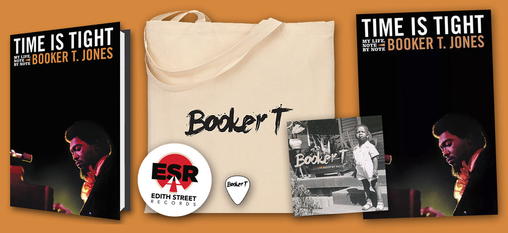 Booker T Jones - TIME IS TIGHT DELUXE PACKAGE