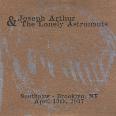 Joseph Arthur - Southpaw - Brooklyn, NY  4/19/07 DIGITAL DOWNLOAD