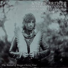 Joseph Arthur - Heath Street Baptist Church - London, England 10/11/13 DIGITAL DOWNLOAD