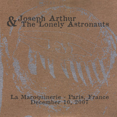 Joseph Arthur - La Maroquinerie - Paris, France  12/10/07 DIGITAL DOWNLOAD