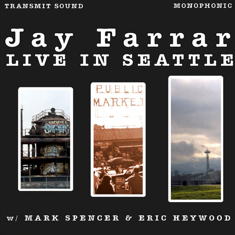 Jay Farrar - Live In Seattle Digital Download