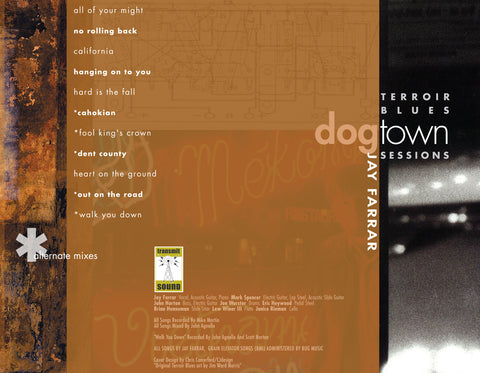Jay Farrar - Dogtown Sessions Digital Download