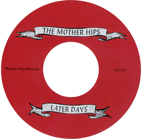 Mother Hips - Later Days Digital Download
