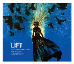 SCOTT AMENDOLA TRIO - Lift CD