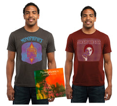 'Sound of Sinning' CD + Men's T-shirt