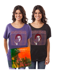 'Sound of Sinning' CD + Women's 'Rose Girl' T-shirt