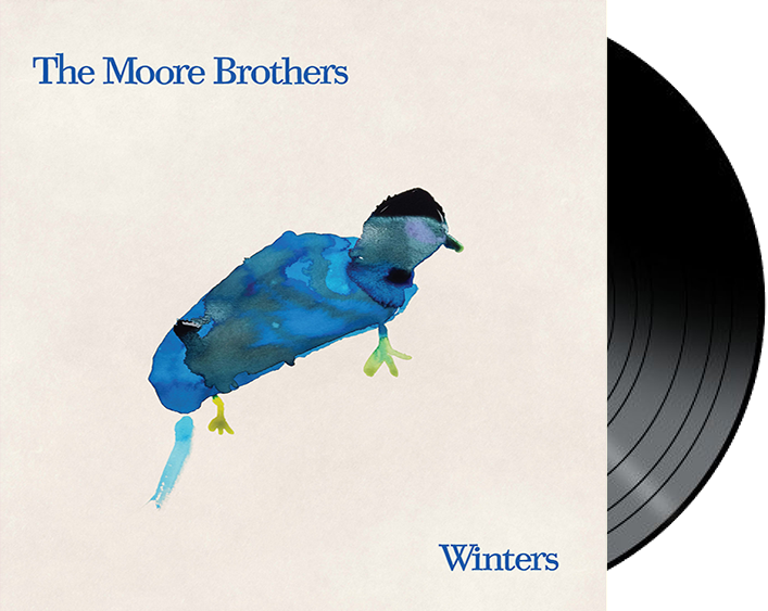 The Moore Brothers - Winters LIMITED EDITION VINYL (Includes Download Card)
