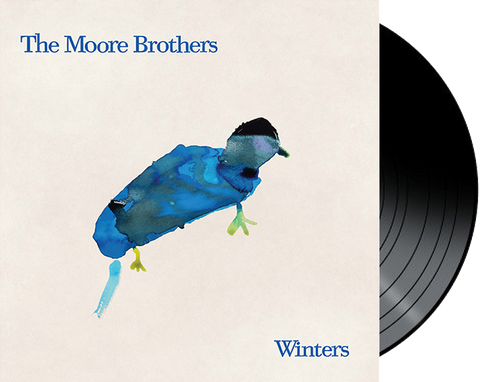 The Moore Brothers - Autobiography + Winters VINYL BUNDLE (Includes Download Cards)