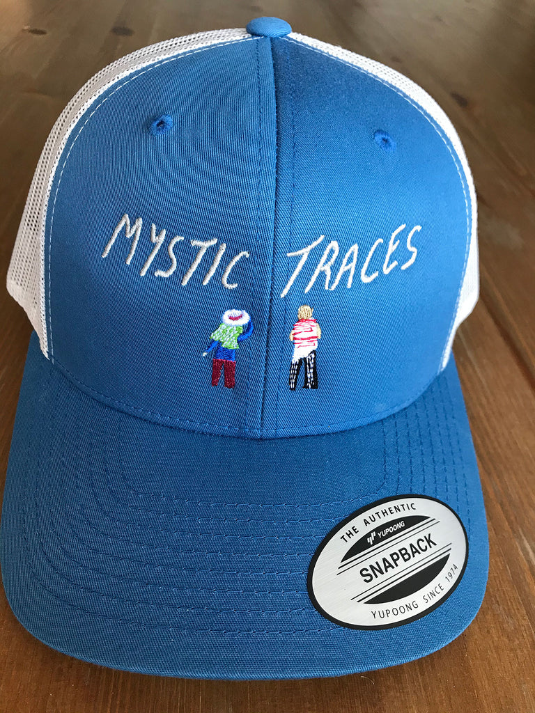Greg Loiacono Mystic Traces Trucker Hat