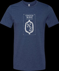 Nicki Bluhm Blue T-Shirt