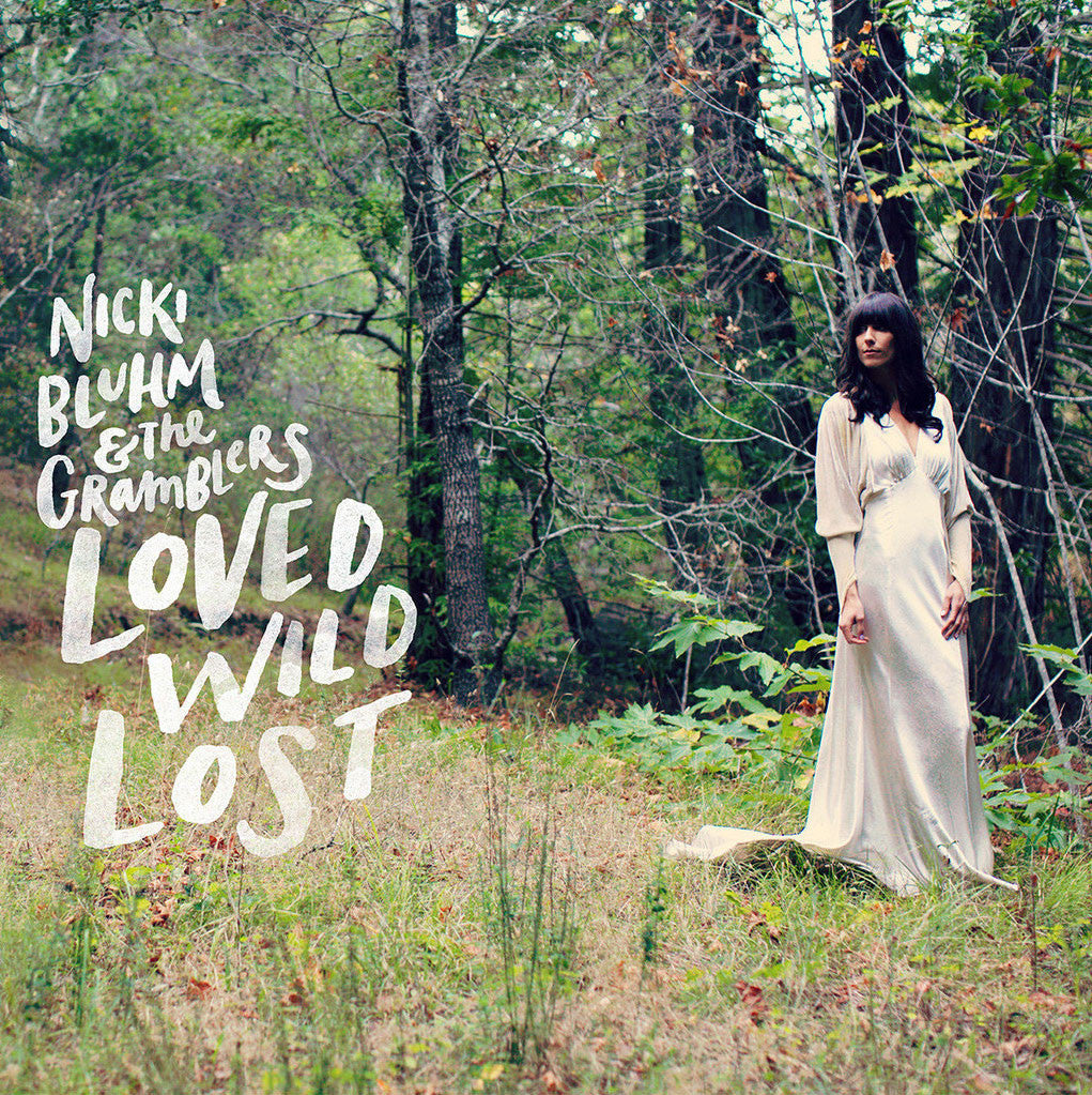 Nicki Bluhm and The Gramblers - Loved Wild Lost CD